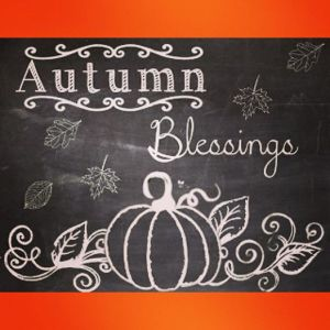 autumnblessings
